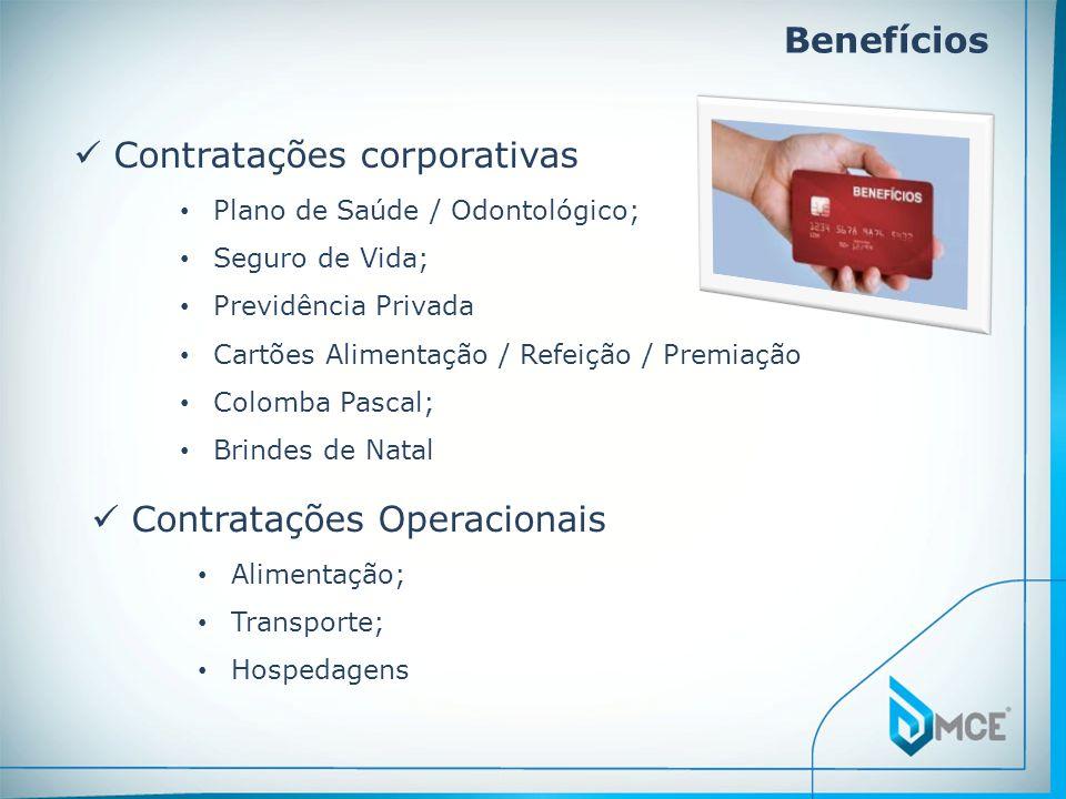 Contratações corporativas