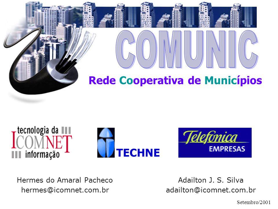 Hermes do Amaral Pacheco hermes@icomnet.com.br