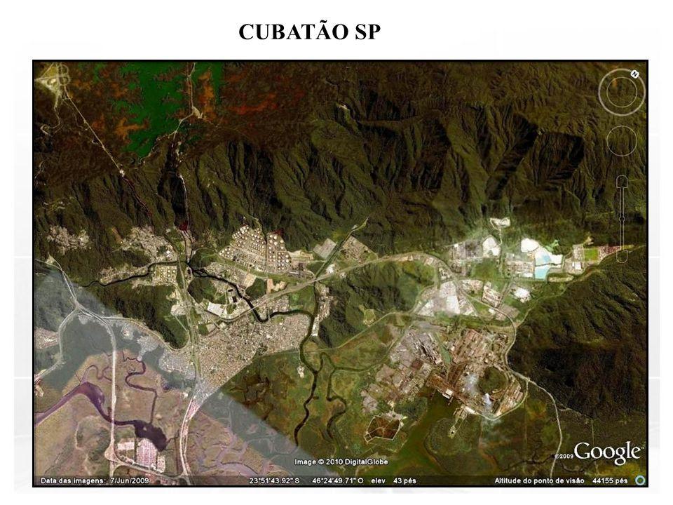 CUBATÃO SP