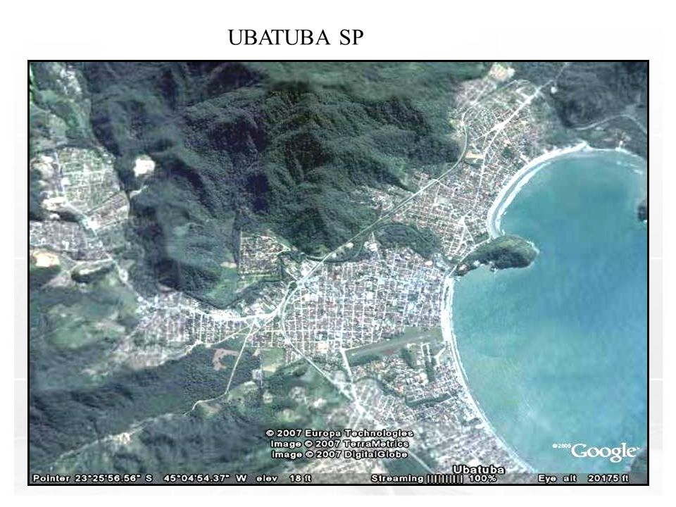 UBATUBA SP