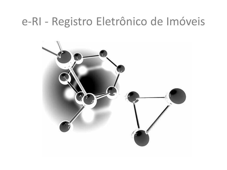 e-RI - Registro Eletrônico de Imóveis