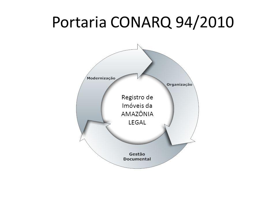 Registro de Imóveis da AMAZÔNIA LEGAL