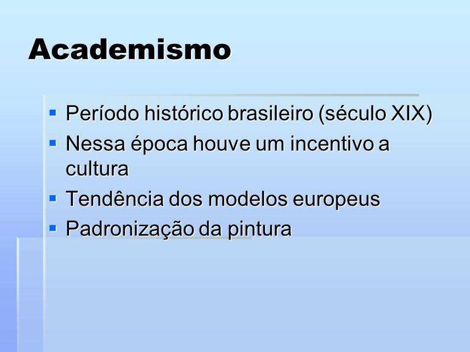 Academismo Período histórico brasileiro (século XIX)
