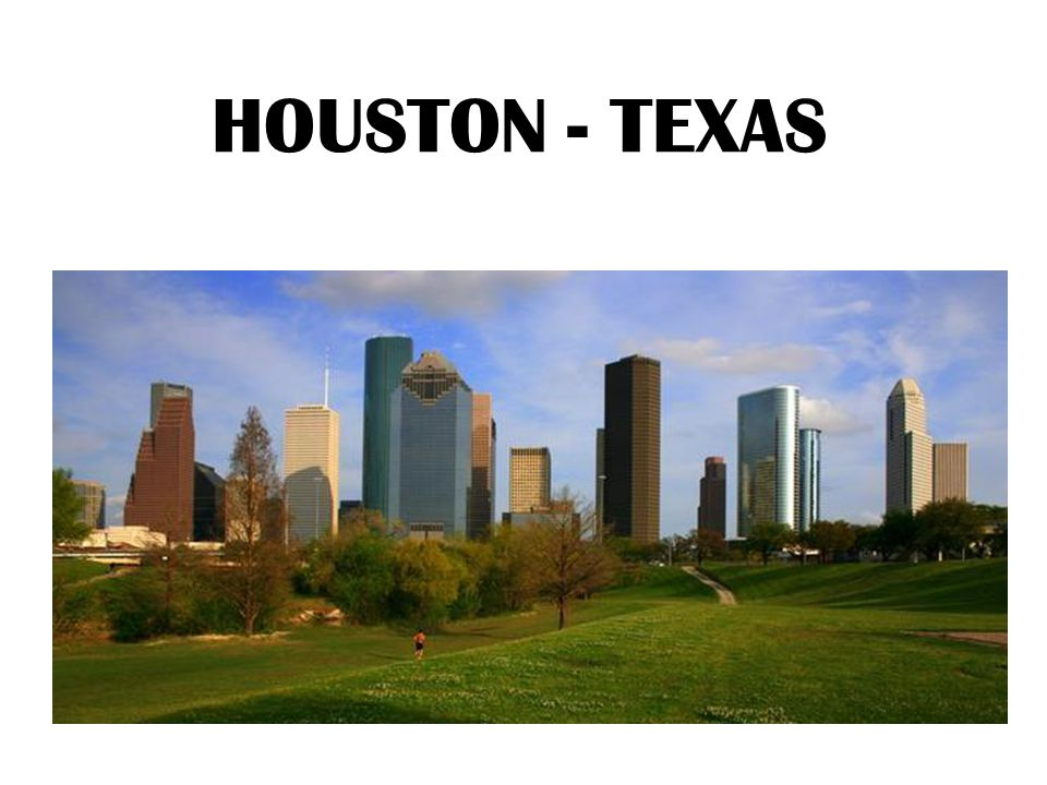 HOUSTON - TEXAS