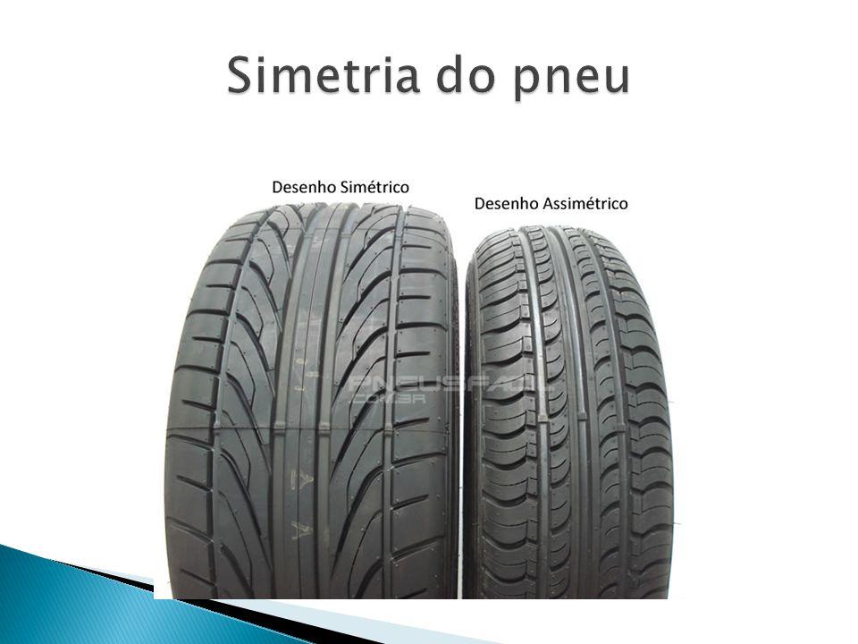Simetria do pneu