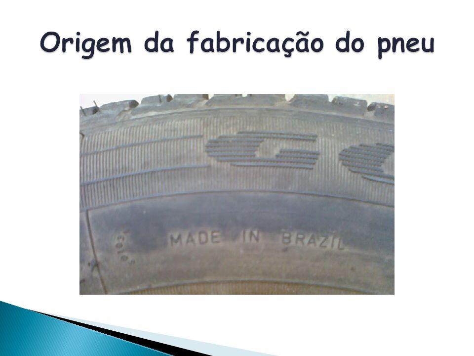 Origem da fabricação do pneu