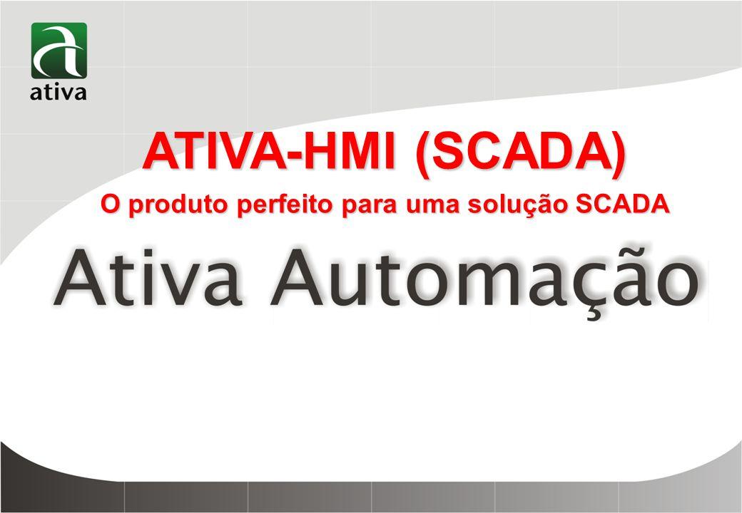 O produto perfeito para uma solução SCADA A Solução perfeita HMI SCADA