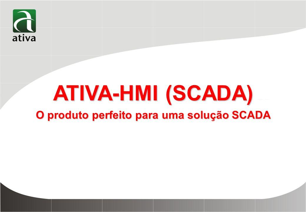 O produto perfeito para uma solução SCADA