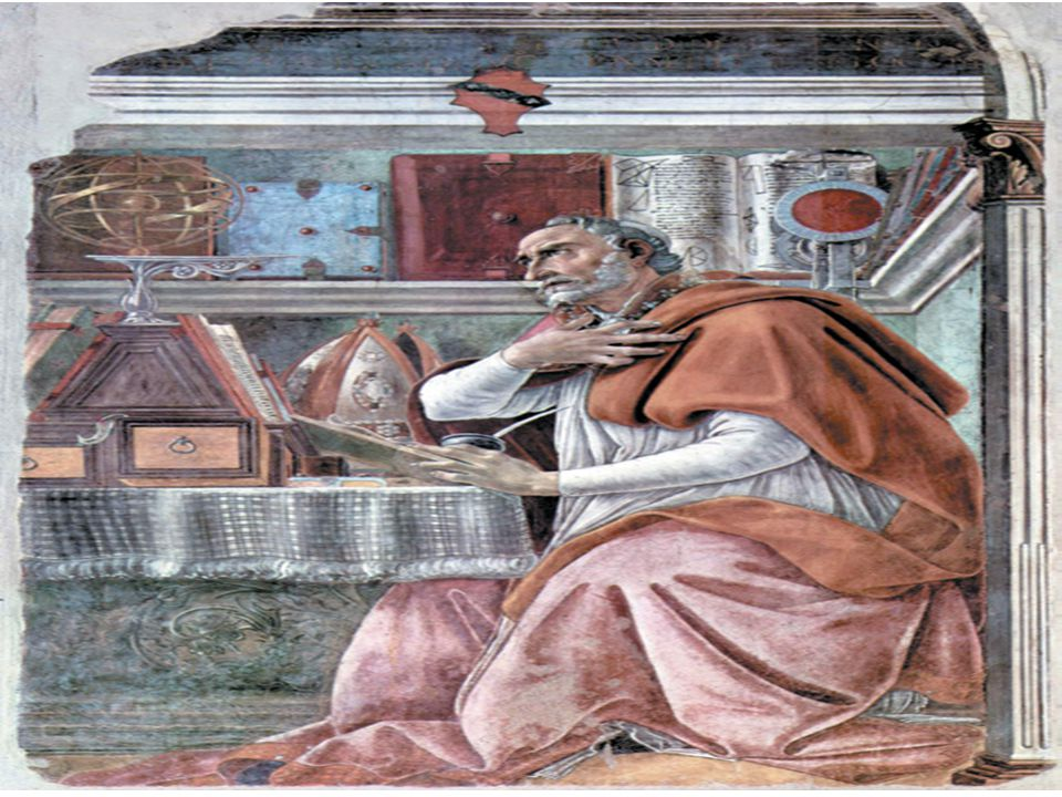 Santo Agostinho: compreender para crer, crer para compreender