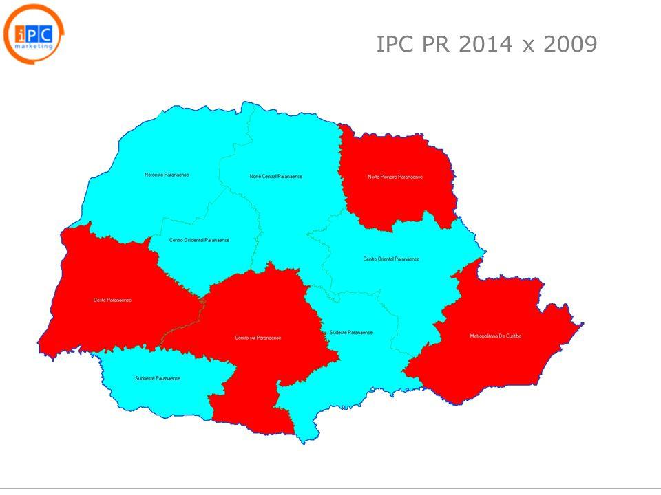 IPC PR 2014 x 2009