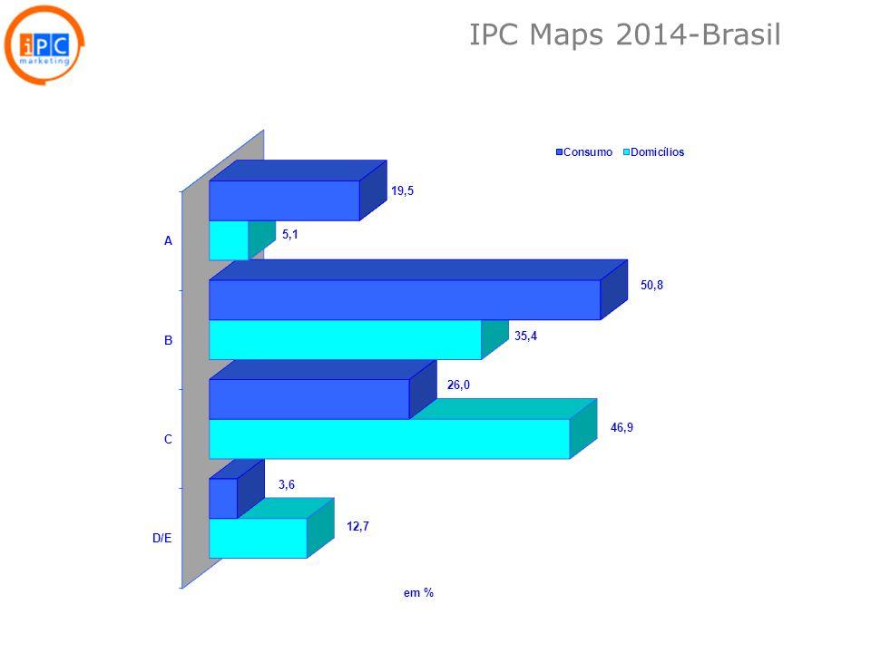 IPC Maps 2014-Brasil