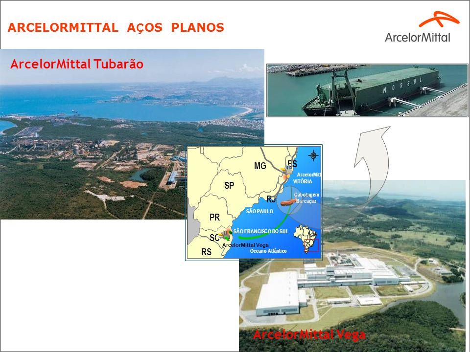 PRODUÇÃO MUNDIAL DE AÇO BRUTO Janeiro'01 ~ Agosto'09