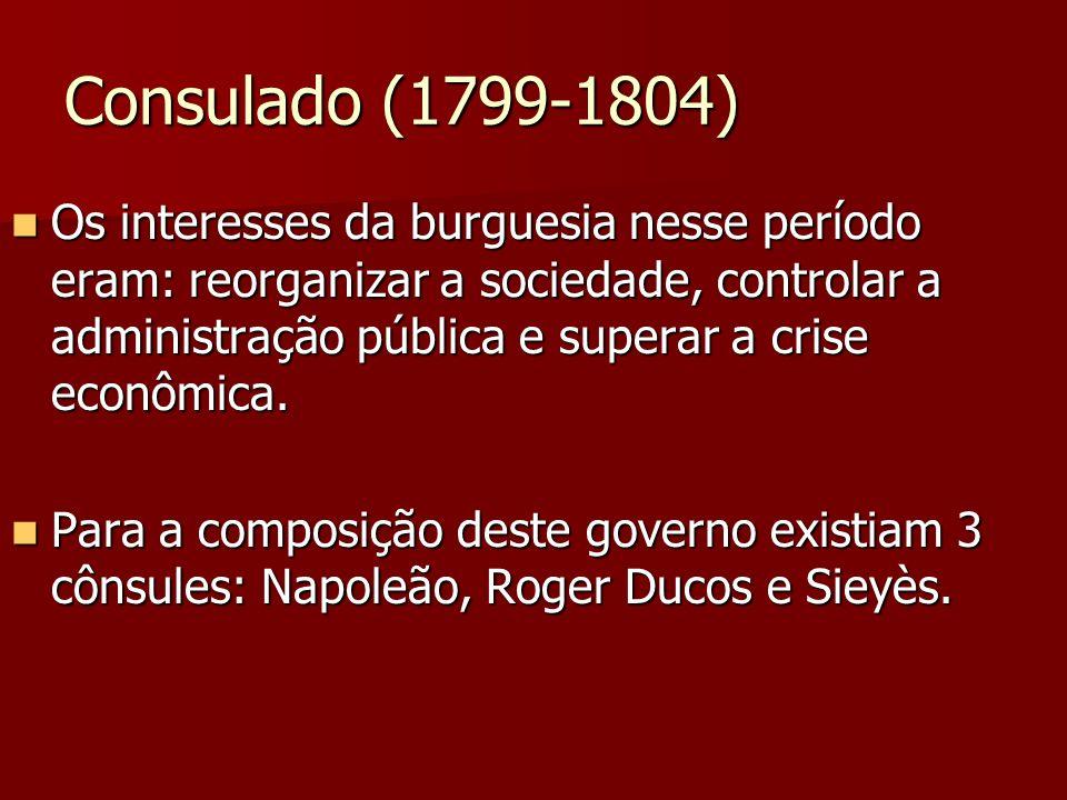 Consulado (1799-1804)