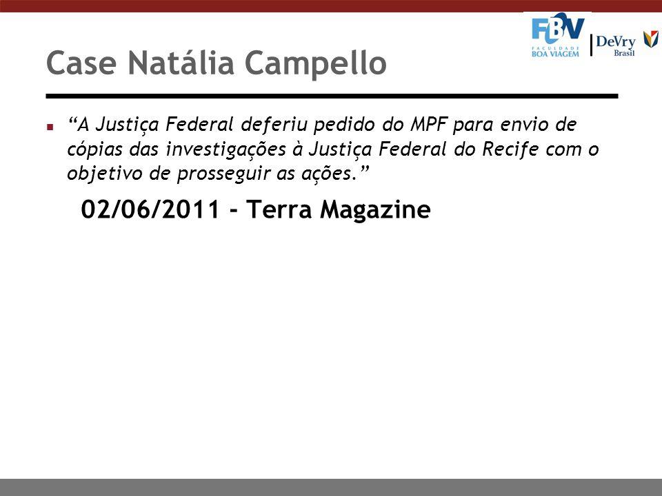 Case Natália Campello 02/06/2011 - Terra Magazine