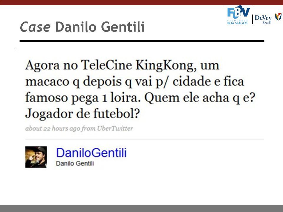 Case Danilo Gentili