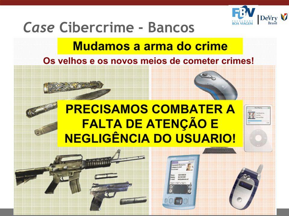 Case Cibercrime - Bancos