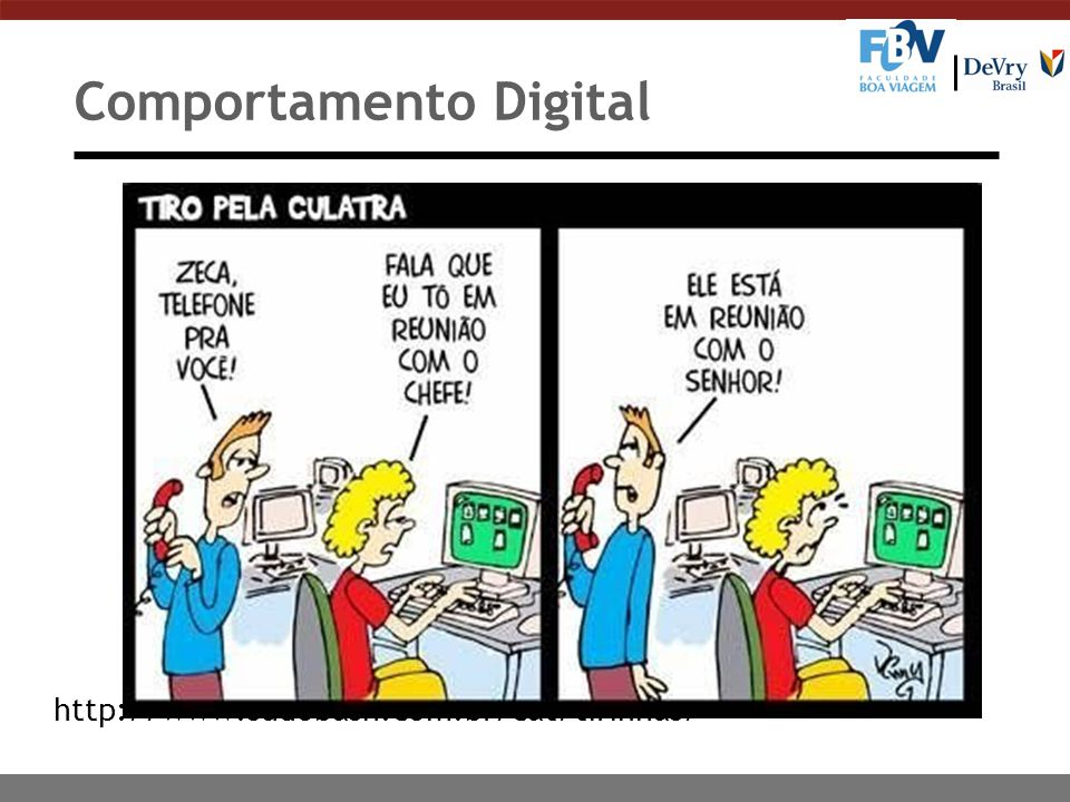 Comportamento Digital