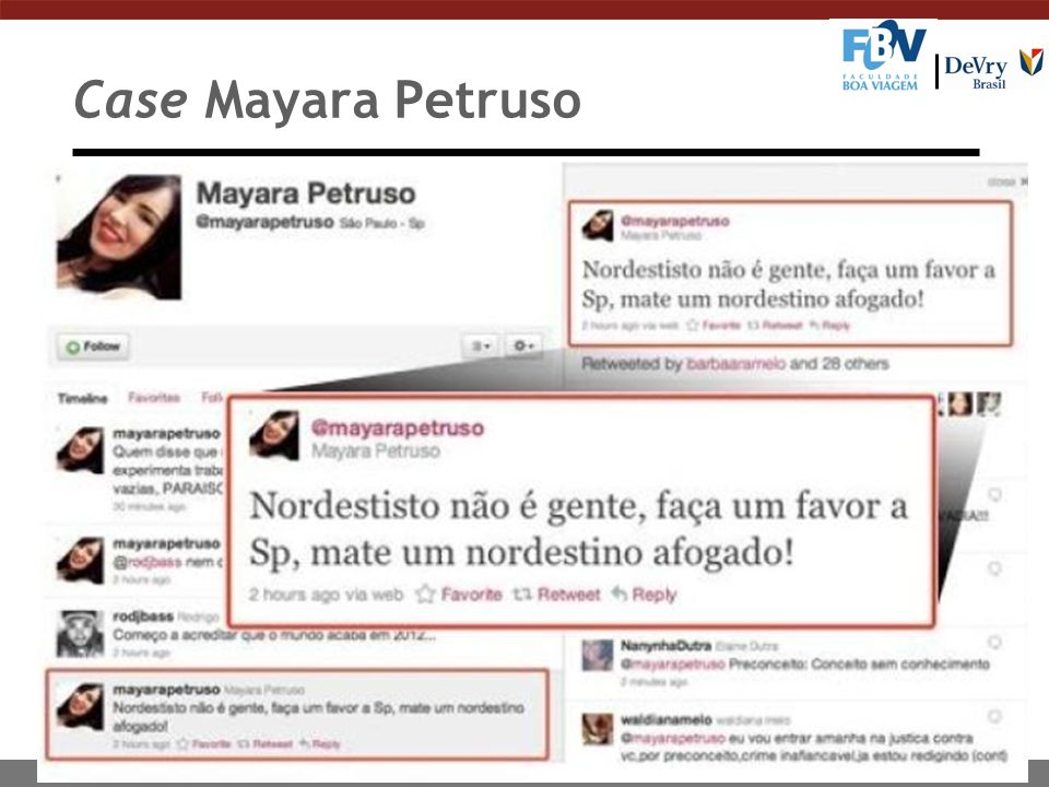 Case Mayara Petruso