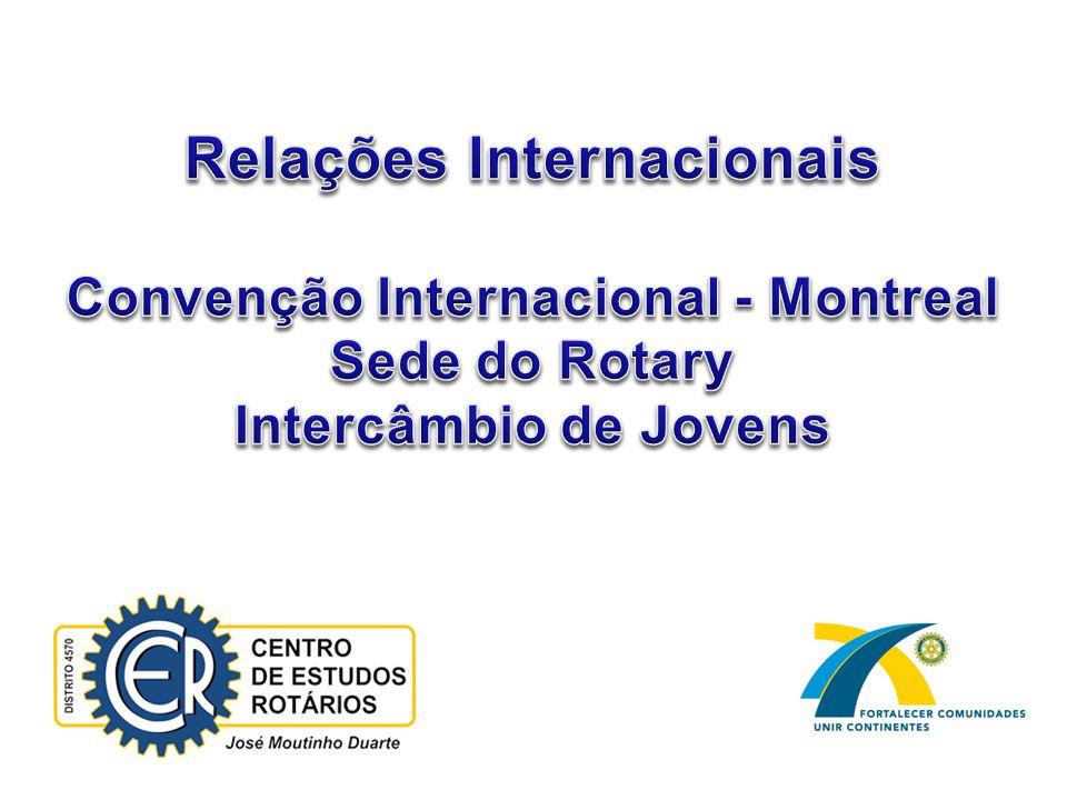 Relações Internacionais Convenção Internacional - Montreal