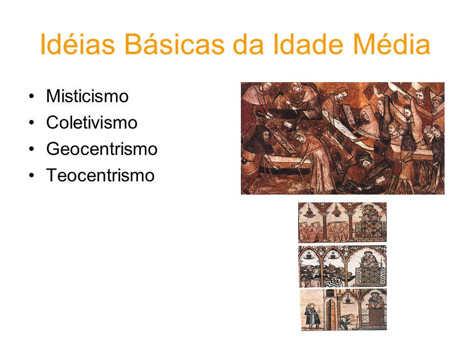 Idéias Básicas da Idade Média