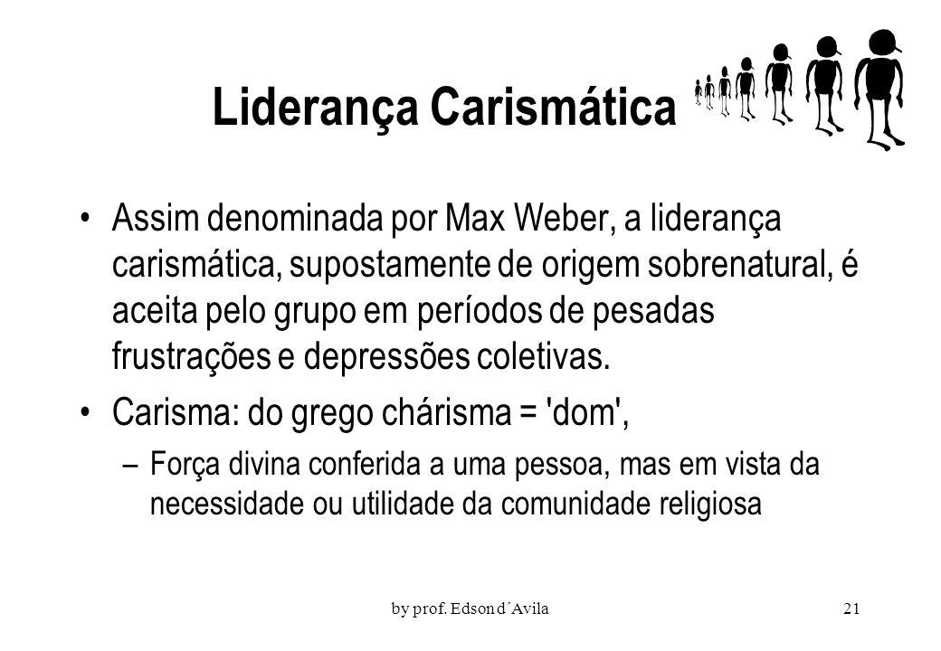 Liderança Carismática