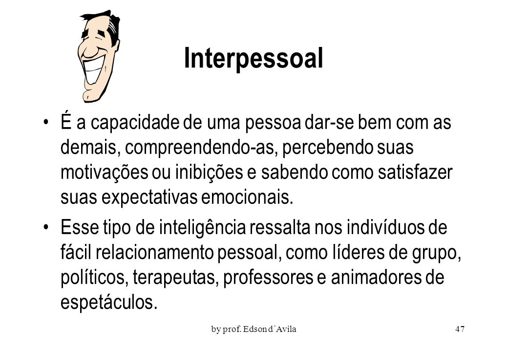 Interpessoal