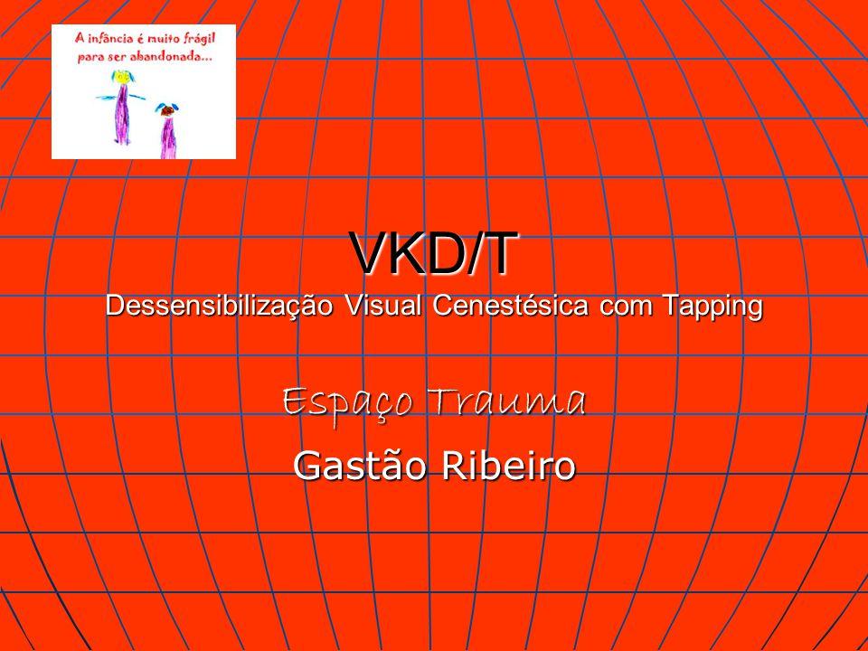 VKD/T Dessensibilização Visual Cenestésica com Tapping