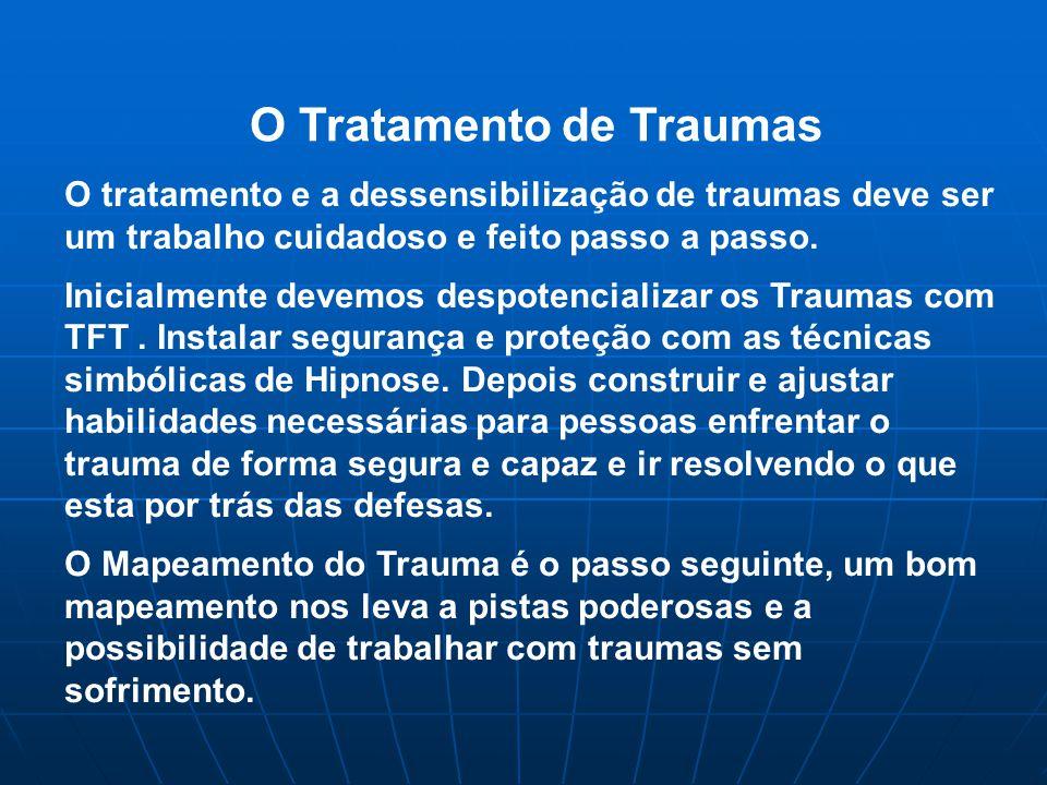 O Tratamento de Traumas