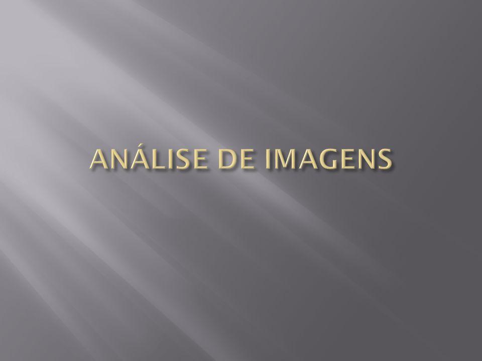 ANÁLISE DE IMAGENS