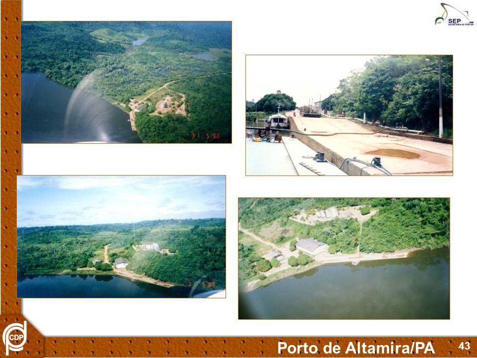 Porto de Altamira/PA