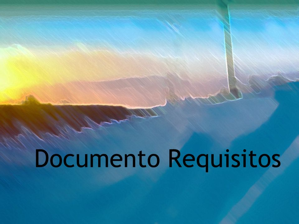 Documento Requisitos