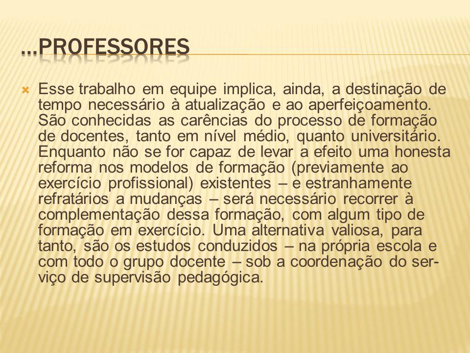 ...PROFESSORES