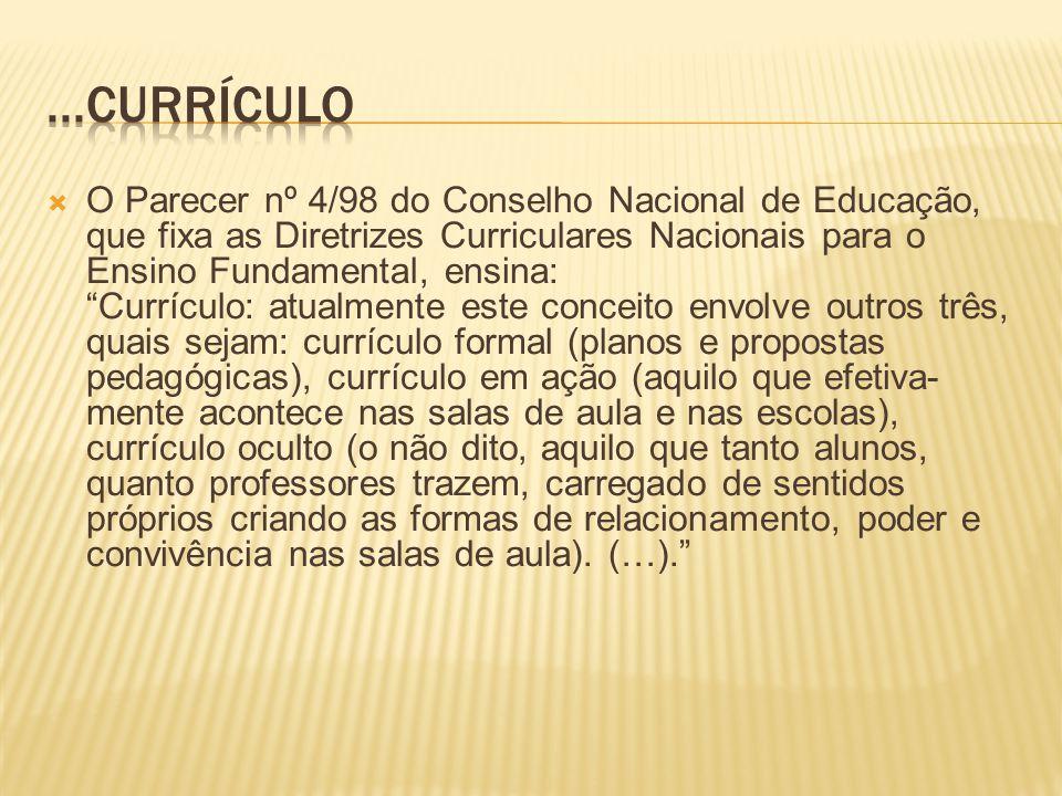 ...Currículo
