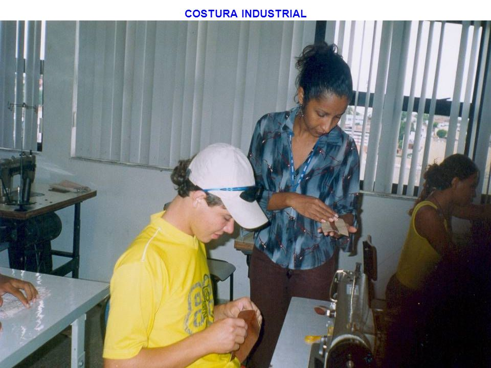 COSTURA INDUSTRIAL