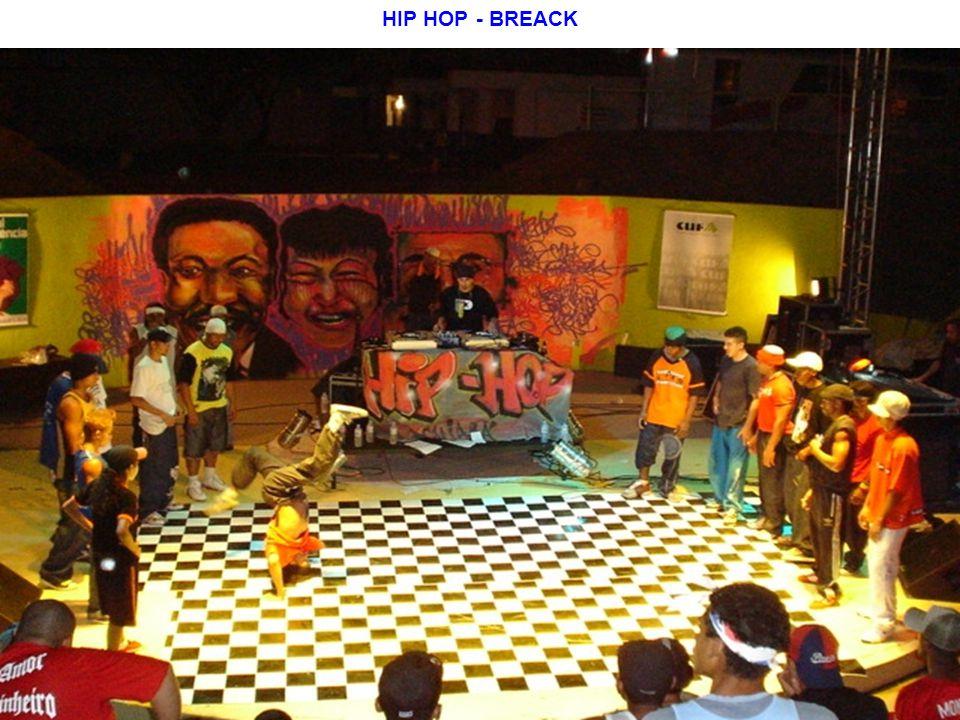 HIP HOP - BREACK