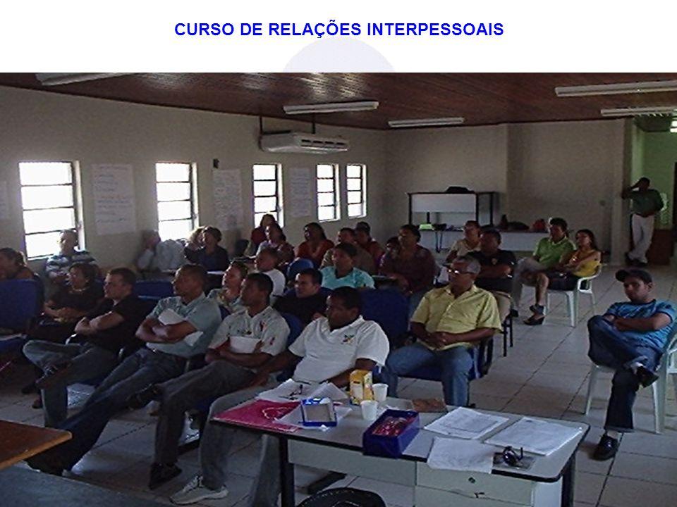 CURSO DE RELAÇÕES INTERPESSOAIS