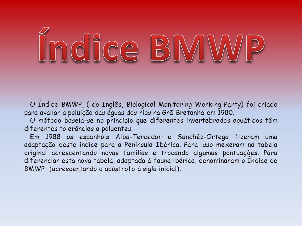 Índice BMWP