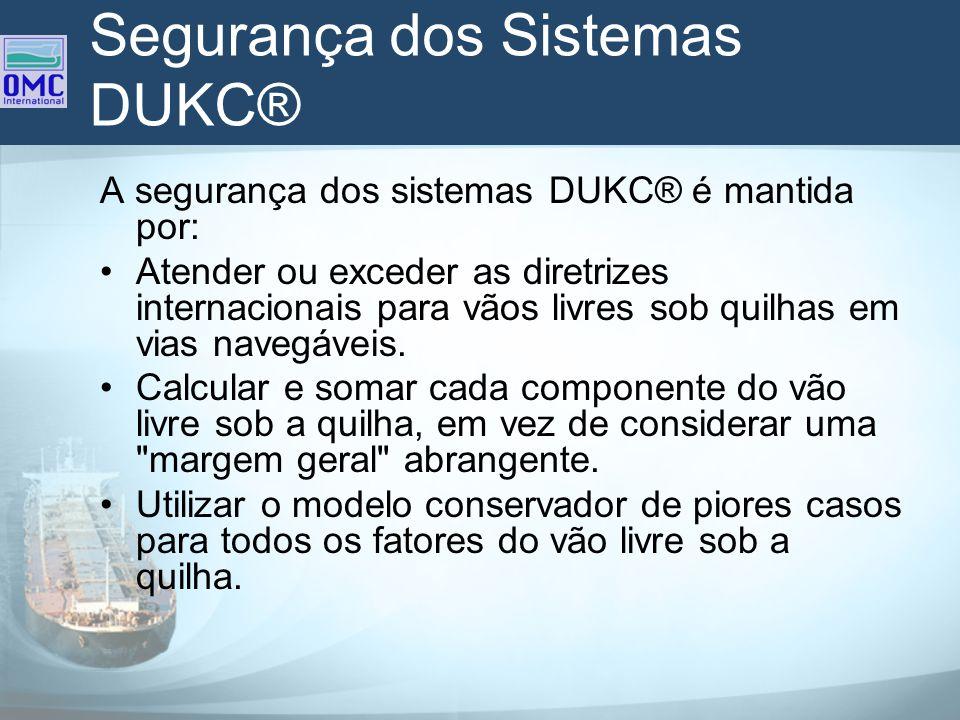Segurança dos Sistemas DUKC®