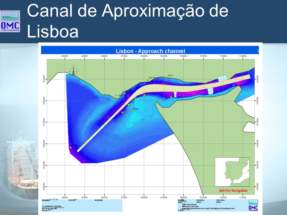 Canal de Aproximação de Lisboa