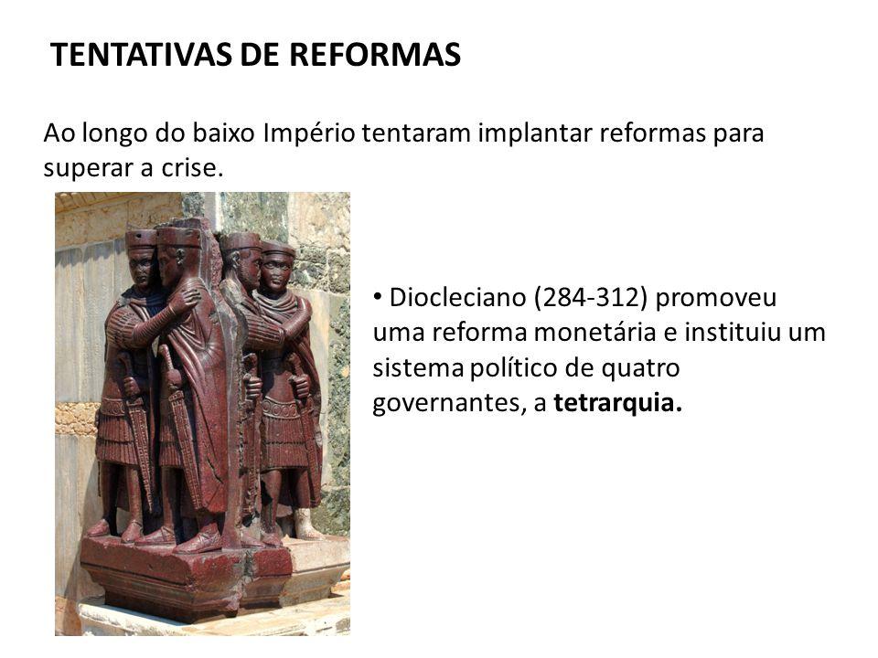 Tentativas de reformas