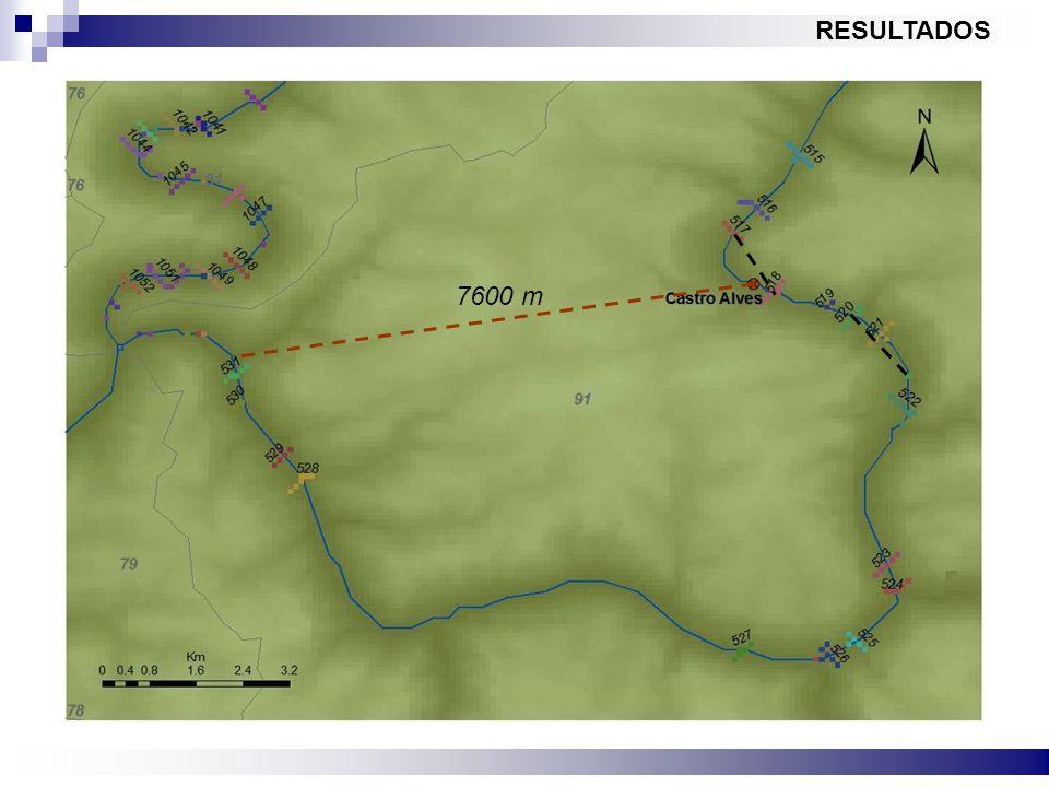 RESULTADOS 7600 m
