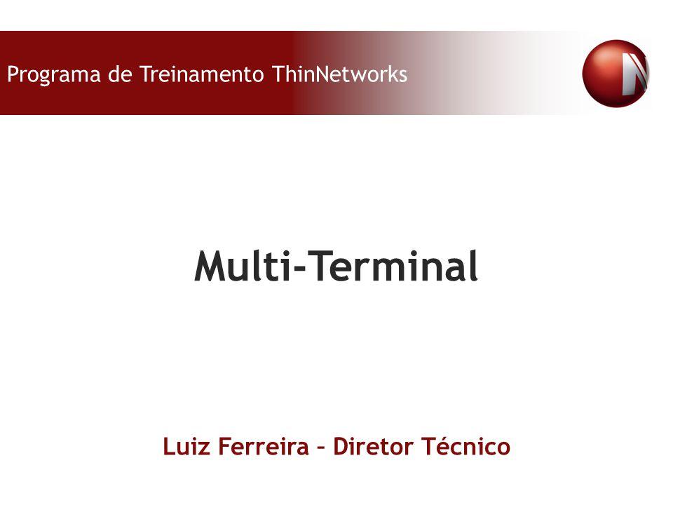 Luiz Ferreira – Diretor Técnico