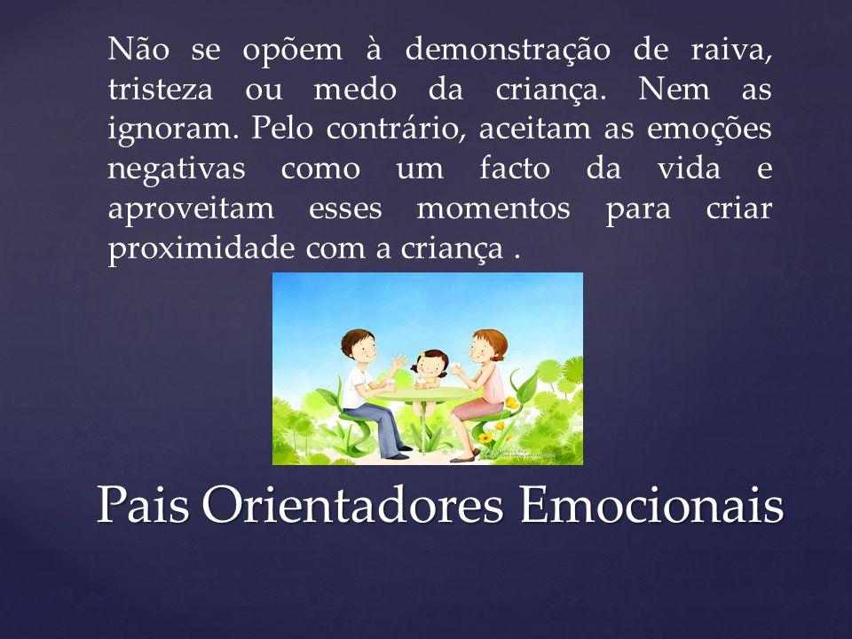 Pais Orientadores Emocionais