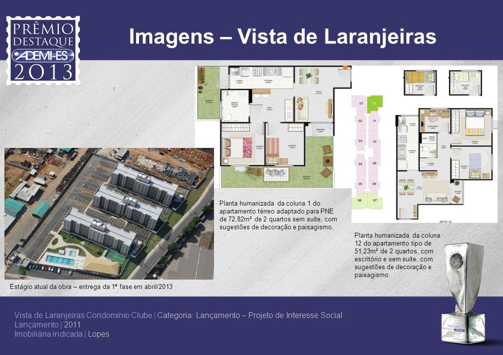 Imagens – Vista de Laranjeiras