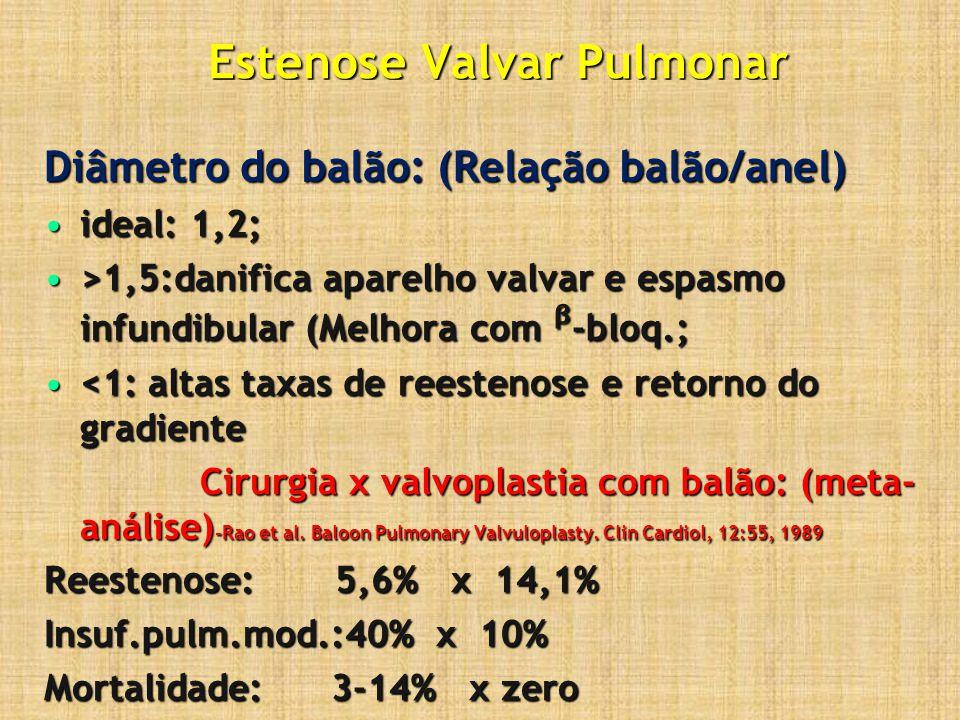 Estenose Valvar Pulmonar