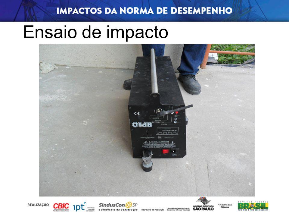 Ensaio de impacto