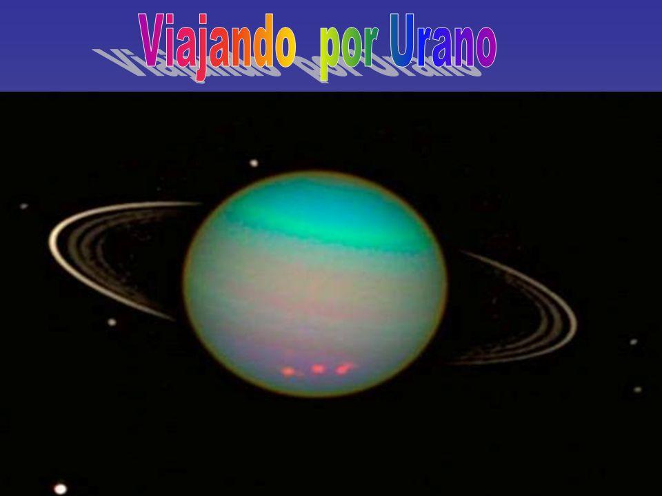 Viajando por Urano