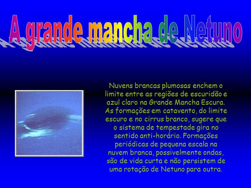 A grande mancha de Netuno