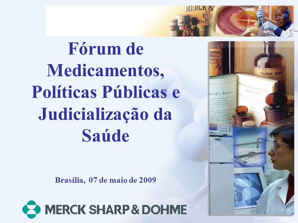 Fórum de Medicamentos, Políticas Públicas e Judicialização da Saúde