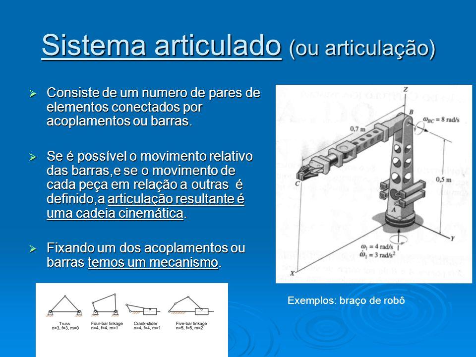 Sistema articulado (ou articulação)